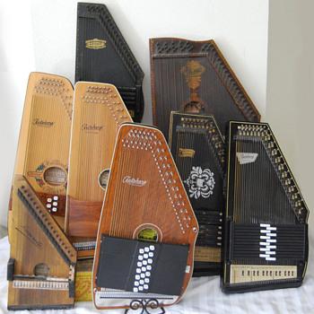 Autoharps - Musical Instruments