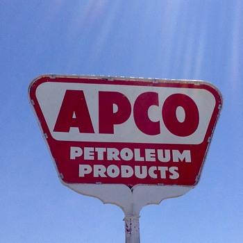 APCO Gas - Petroliana