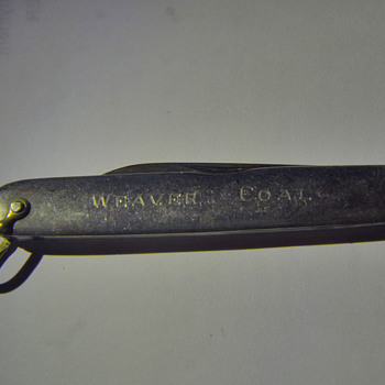 Harrison Bros. & Howson vintage folding knife - Tools and Hardware
