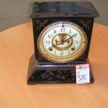 Ansonia clock, help with identification - Clocks