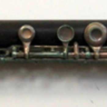 Unknown Flute Early Vintage