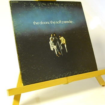 "The Doors""The Soft Parade"" LP,for Brunswick at the occasion of is 400th post, Circa 1970 - Records"