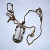 Tombac chain and pendant
