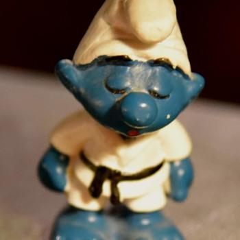 Tiny Pitufo / Smurf - Figurines