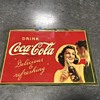 Coca Cola sign 1942