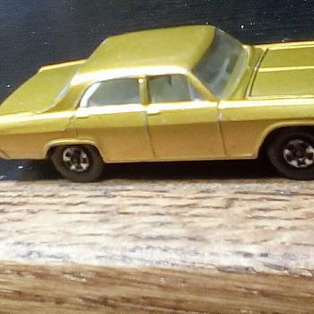 Matchbox Opel Diplomat - Model Cars