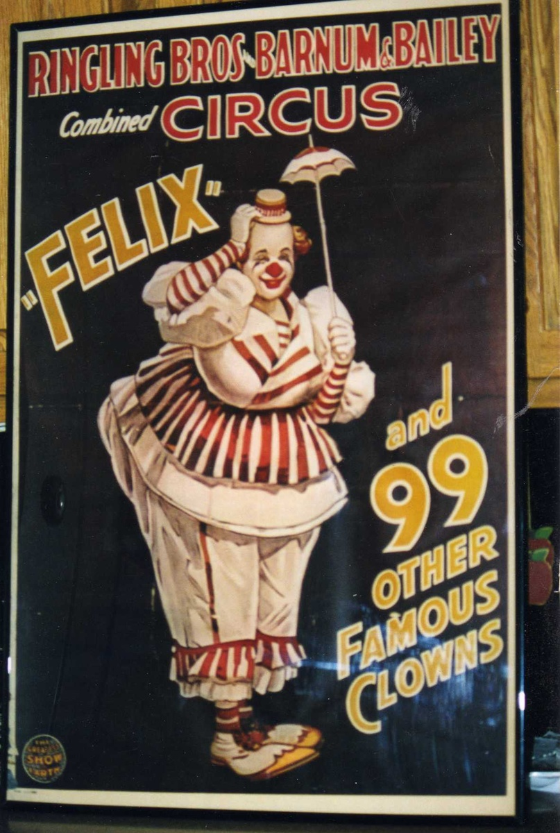 Circus Vintage Posters 32