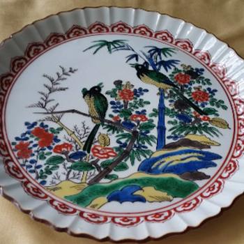 Kutani Porcelain