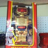A cool Robot toy new in the box.
