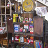 Gargoyal Mobiloil Display Shelf