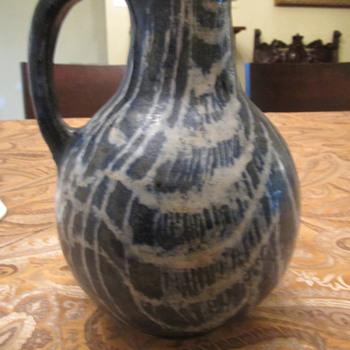 Blue Mystery - Pottery