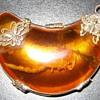 Amber jewelry accessory