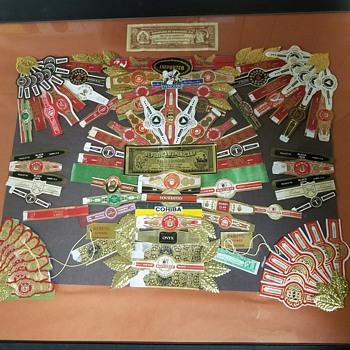 Cigar Label Art - Tobacciana
