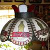 Hanging Coca Cola Light