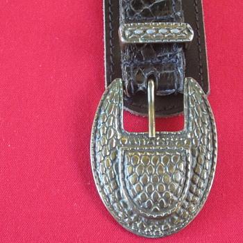 Female Belt buckle
