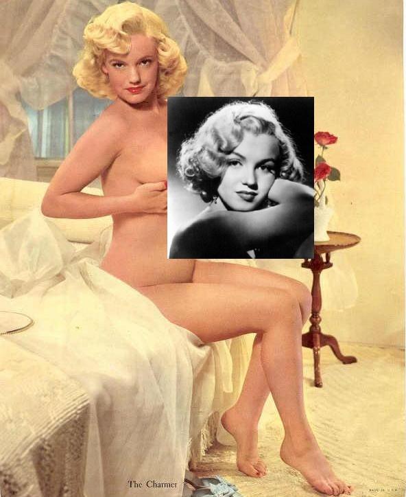 Marilyn Monroe Calendar Sales Sample Prints Collectors Weekly