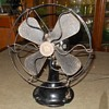Robbins & Myers 3504 Electric Fan 1920s AC and DC