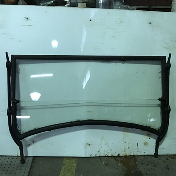 Vintage Oakland windshields? - Classic Cars