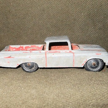 Tootsietoy 1960 El Camino (Too Late for Tootsietoy Tuesday) - Model Cars