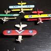 Diecast Bi-Plane Collection