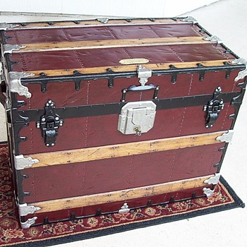 C. A. Taylor XX Sample Trunk - Furniture