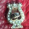 Alpha Chi Omega Sorority Badge