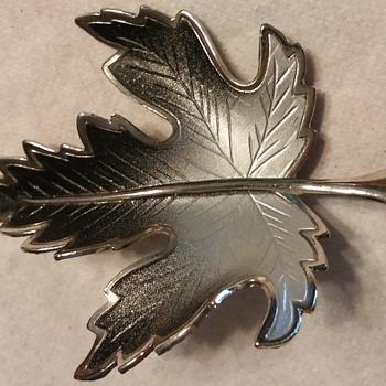 Leaf Jewelry - Costume Jewelry