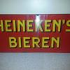 Dutch pre import langcat bassum Heineken beiren sign