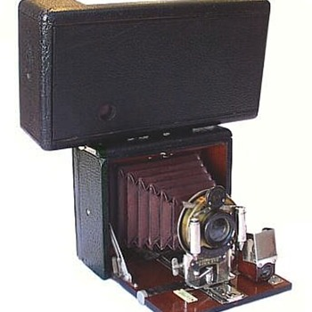 Blair No.3 Combination Hawk-Eye Camera, c.1904 - Cameras
