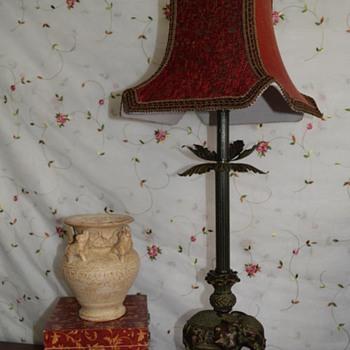 Elephant Table Lamp - Animals