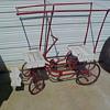 gym dandy pedal car