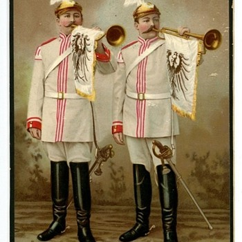 Unusual German Uniforms - Photographs