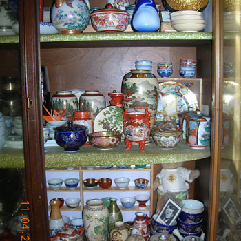 Japanese Porcelain Collection - Asian