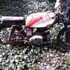 1950's Italian Motorcycle