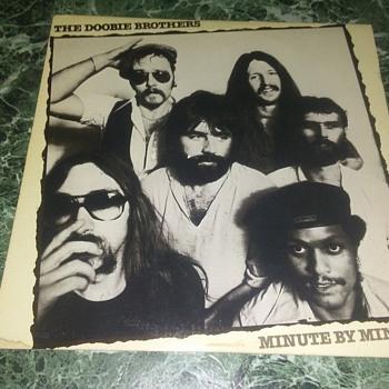 The Doobie Brothers...On 33 1/3 RPM Vinyl - Records