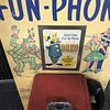 The bozo fun - phone made by the Bally company