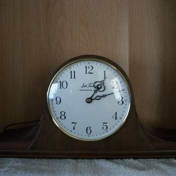 Seth Thomas electric clock