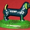 1930 Taylor Cook No. 8 Dachshund Doorstop
