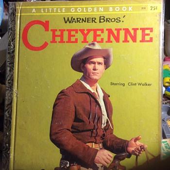 Clint Walker is Cheyenne Brodie  - Movies