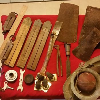 Qr tools part 1 - Railroadiana