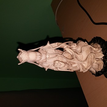 Guanyin Carving