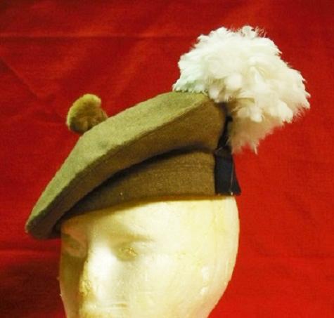Royal Highland Fusilier's white
