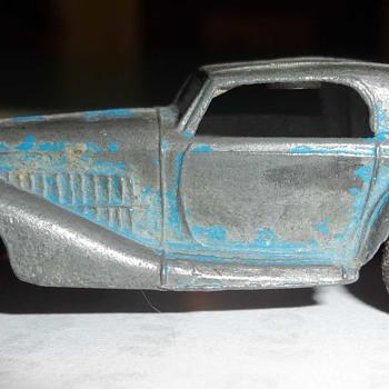 Toy 1939 Mercedes - Toys