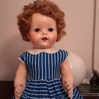 All original 1950s hard plastic Pedigree doll