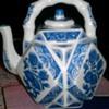 odd teapot