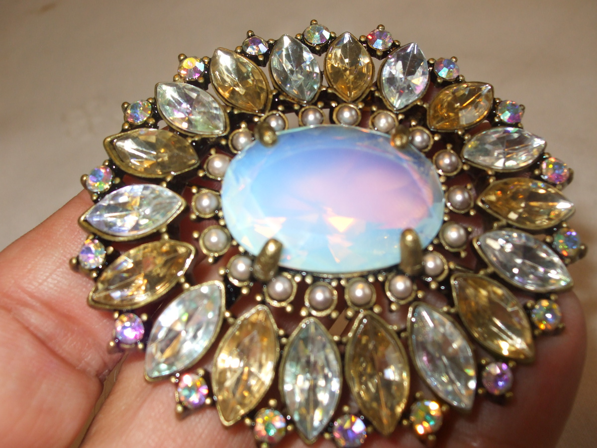 moonstone brooch by and silver products in design a paula bolton mackintosh