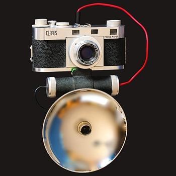 Clarus MS-35 Camera. 1946 - 52 - Cameras