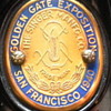 """Golden Gate Exposition - San Francisco 1940""  Featherweight 221"