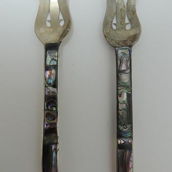 Alpaca Mexico Mini Forks