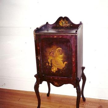 Sheet Music Cabinet - Furniture